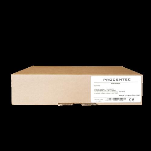 Hubdater kit box